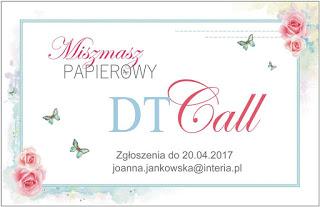 DT Call Miszmasz papierowy
