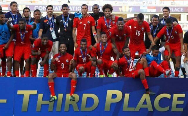 Copa Oro 2015, por el 3er puesto EUA vs Panamá