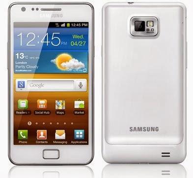 Galaxy S2 xách tay chính hãng