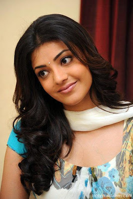 Pretty Kajal Agarwal Wallpaper