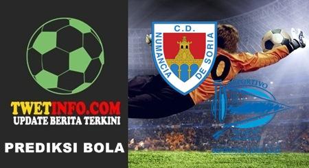 Prediksi Numancia vs Deportivo Alaves, Copa del Rey 10-09-2015