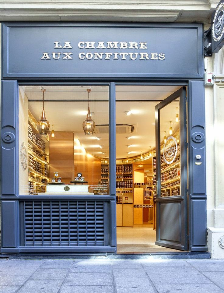 chic shopping paris la chambre aux confitures
