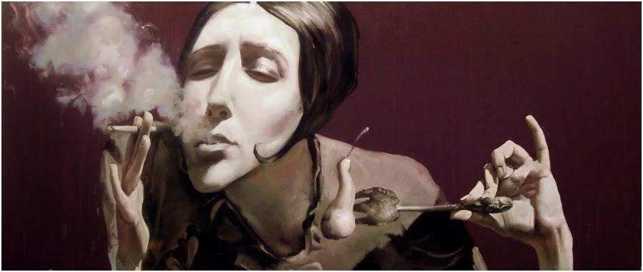 Doctor Ojiplático. Slava Fokk. Pintura | Painting