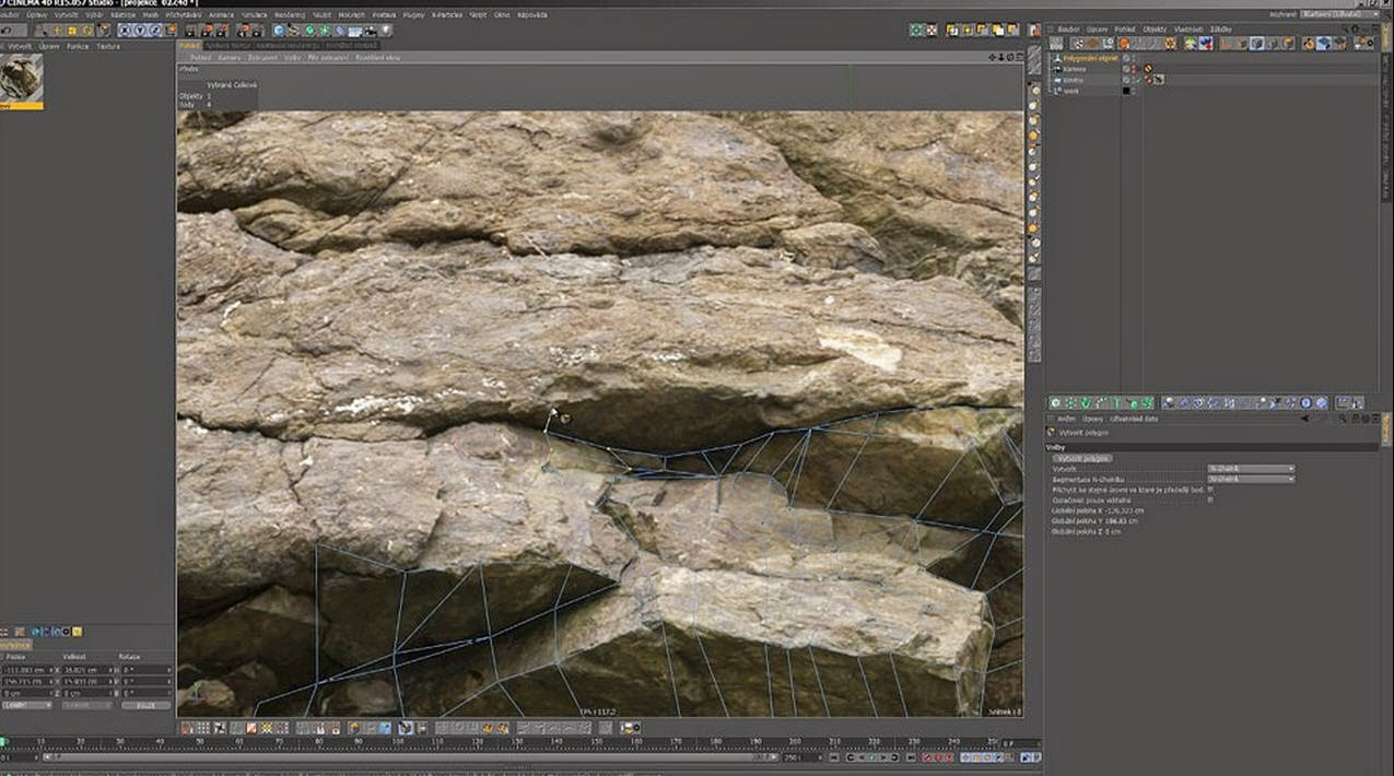 Camera mapping in Cinema 4D | CG TUTORIAL on