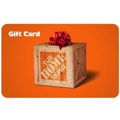 Home depot project card login