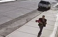 Caught on Video: Siblings save two-year-old brother in attempted child abduction