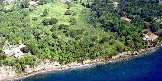 Seafront land for sale - Woodlands, Montserrat