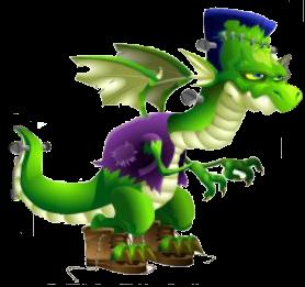 imagen del frankie dragon