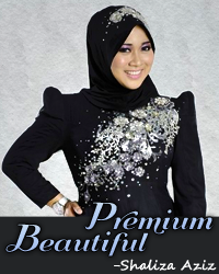 Premium Beautiful by Shaliza Aziz