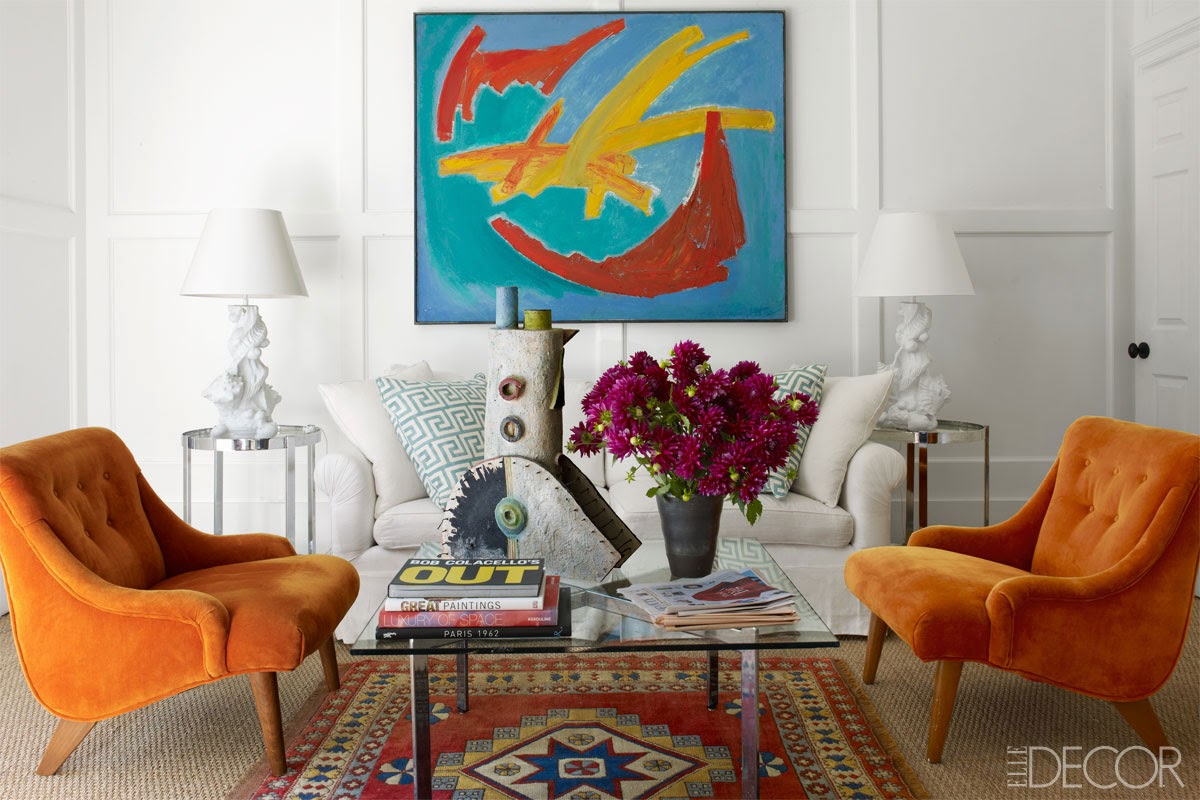 eye for design: creating preppy eclectic style interiors