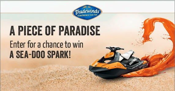 Sea Doo Spark Giveaway. Ends 10/1/14.