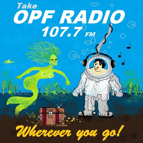 OPF RADIO 107.7 FM