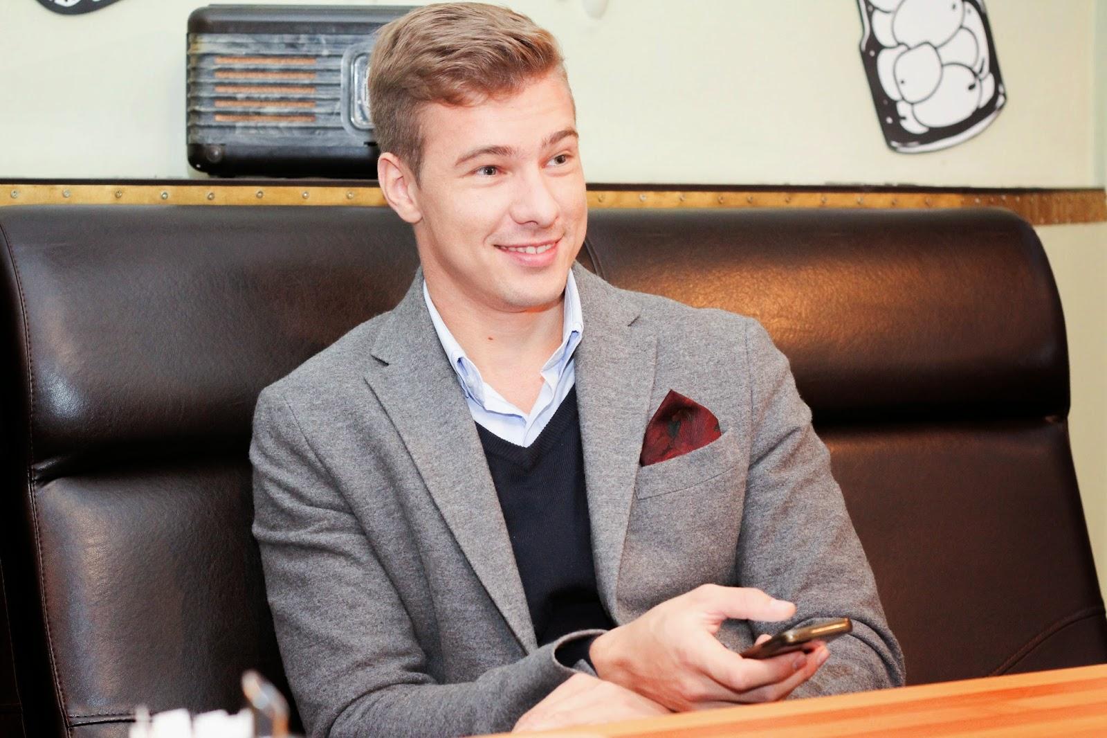Интервью с Григорием Юрченко