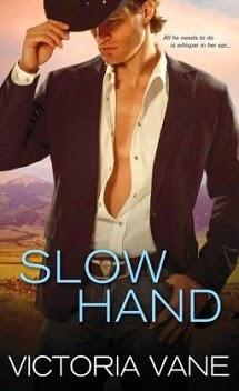 Slow Hand (Hot Cowboy Nights #1)