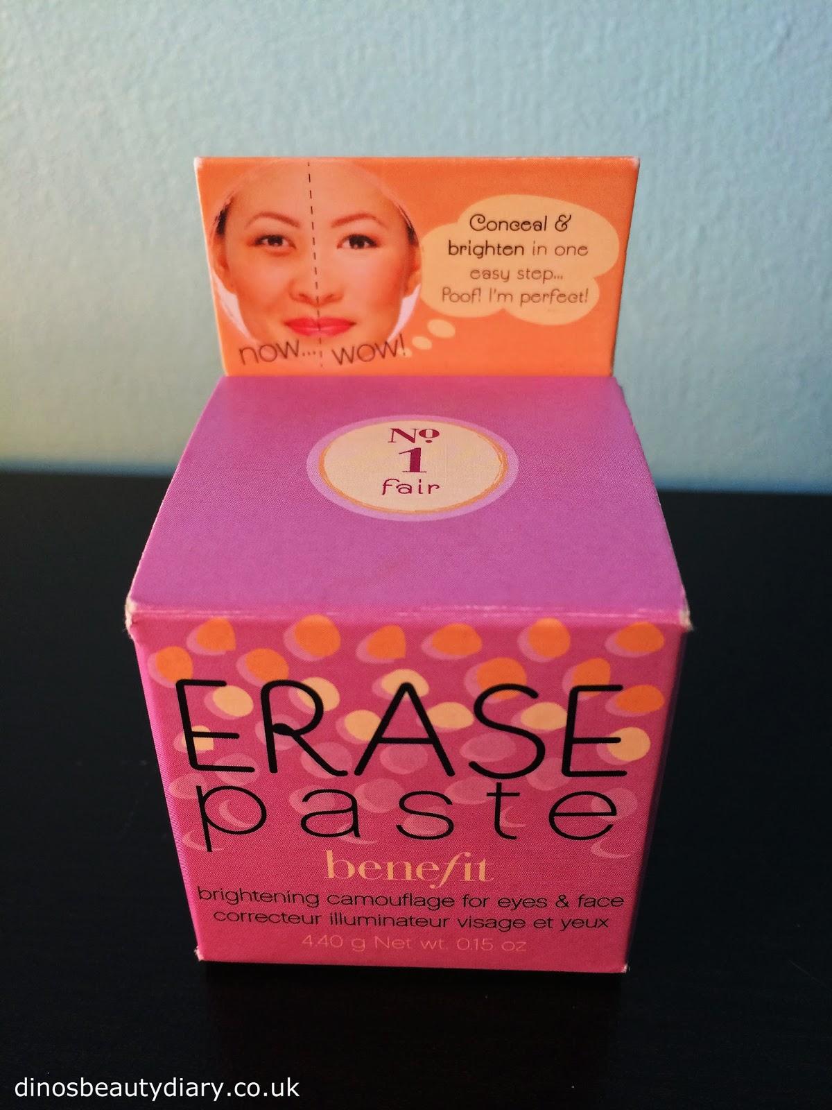 Benefit Erase Paste Concealer