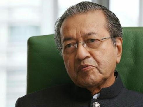 Saya rasa dia akan menjadi penyebab Umno kalah dalam pilihan raya percayalah saya Tun M