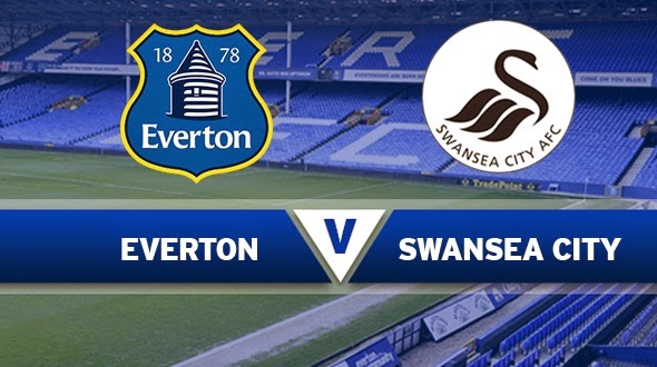 Prediksi Skor Everton vs Swansea city 11 November 2014