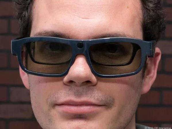 D Glasses Ruins Eyesight