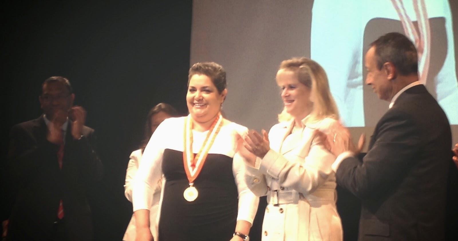Medalla al Liderazgo