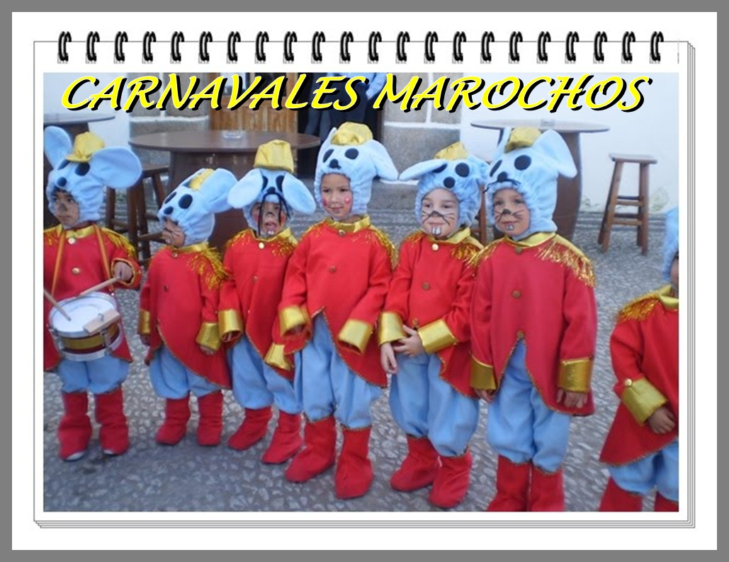 Carnavales Marochos