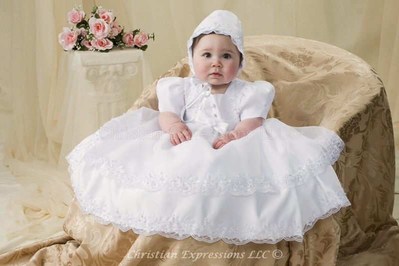 Christian Expressions LLC-First Communion Dresses: Heirloom ...