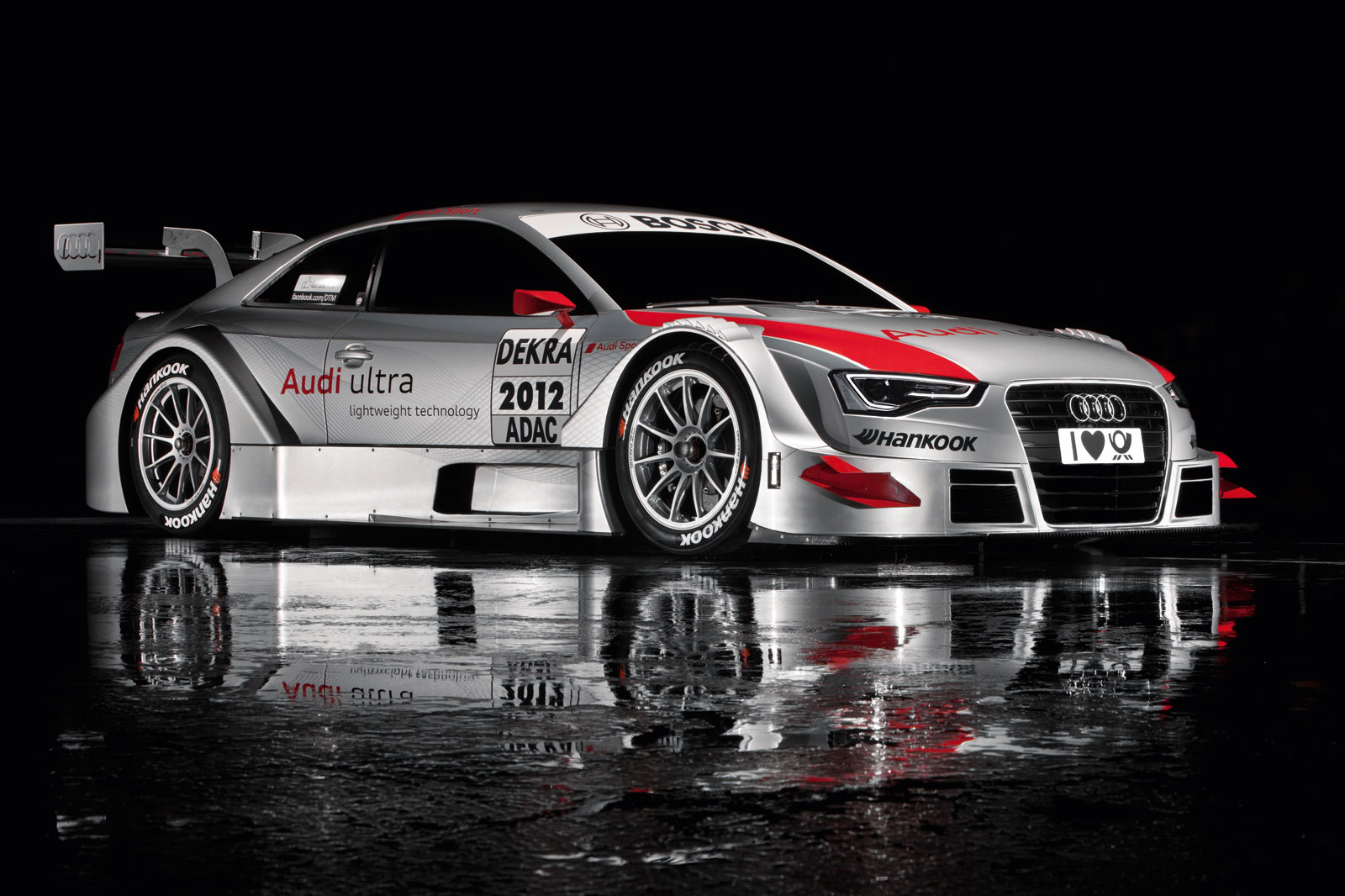 Sport Cars Audi A5 Dtm Race Car Hd Wallpapers 2012