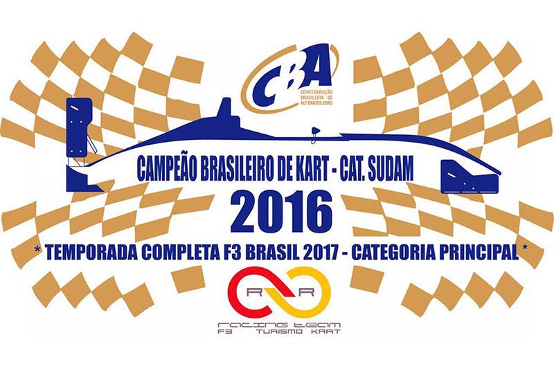 CAMPEÃO BRASILEIRO DE KART - CAT.SUDAM