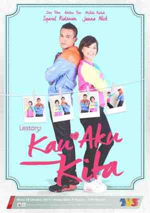 Drama Kau Aku Kita (TV3) 2015