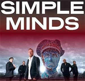 Simple Minds Release 'Blindfolded' from forthcoming 16th Album Big Music