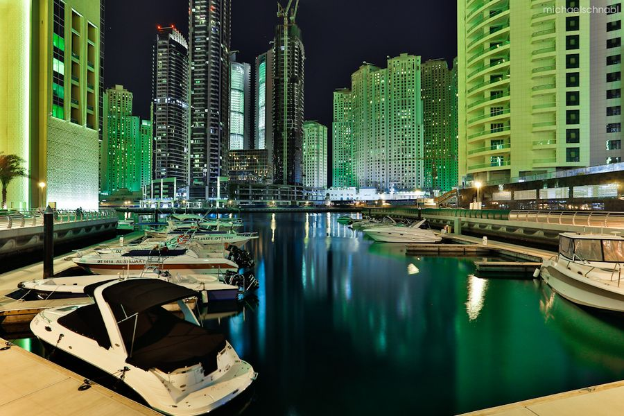 23. Dubai nights by Michael Schnabl