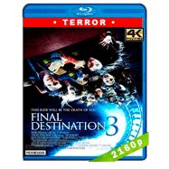 Destino final 3 (2006) 4K UHD Audio Dual Latino-Ingles