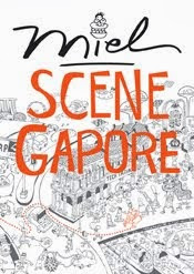 "My NEW BOOK ""SCENEGAPORE"""