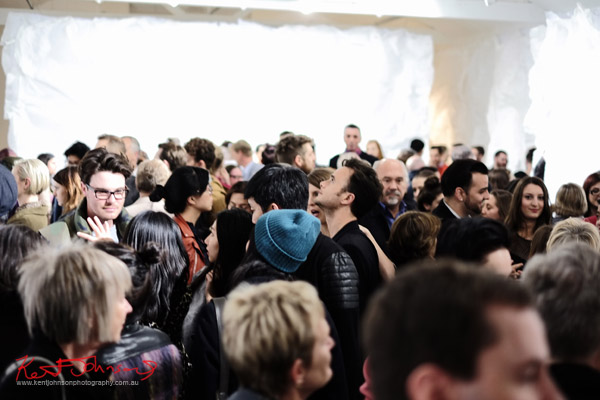 Crowd, Sherman Contemporary Art Foundation (SCAF), UTS, Fashion Design, FEEL AND THINK,
