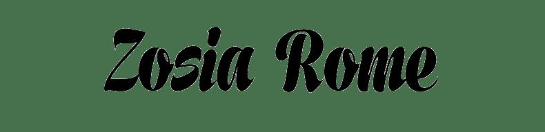 ZOSIA ROME