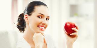 Apel Dan Tomat Hijau Kunci Awet Muda