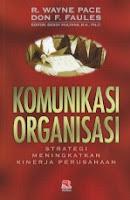 toko buku rahma: buku KOMUNIKASI ORGANISASI, pengarang wayne pace, penerbit rosda