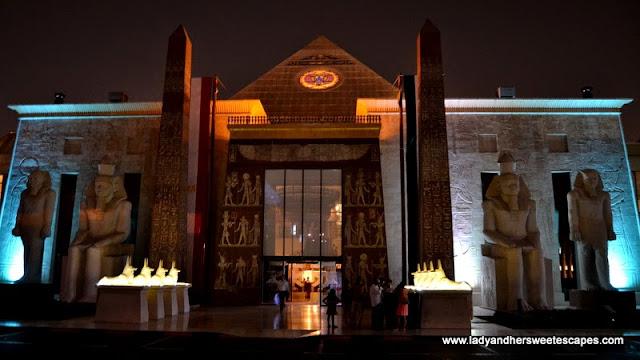 Wafi Pyramids
