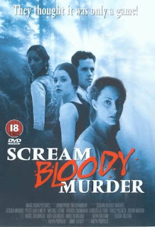 """ESPECIAL VERANO. DÍA 29: """"Scream bloody murder"""" (2000) de Ralph Portillo."""