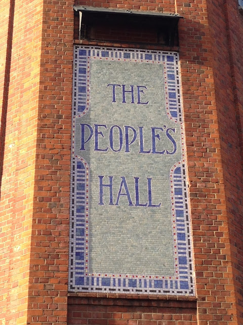 The People's Hall, Freston Road, London W11