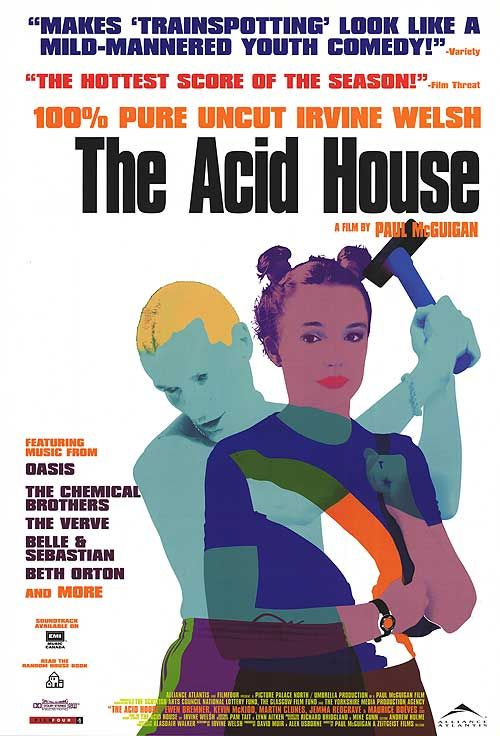 So it goes the acid house 1998 for Acid house labels