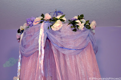 Decor for a Princess room