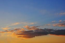 Eine Wolke...