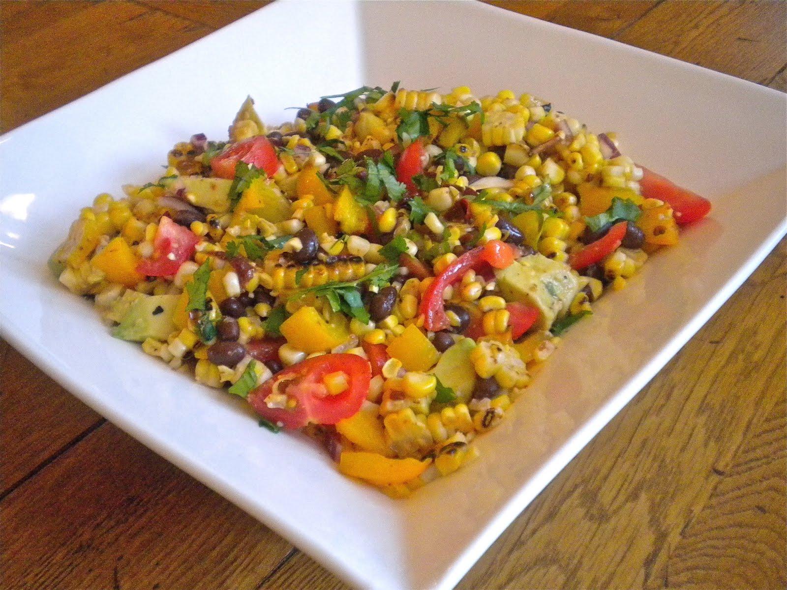 Kitchen Cactus: Southwestern Corn Salad