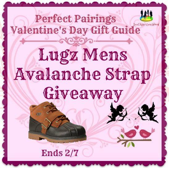 Lugz Mens Avalanche Strap Giveaway