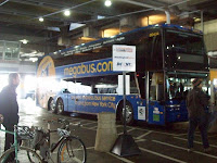 Photo of Megabus bus