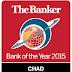 """UBA Chad and Senegal win 'Bank of the Year"""" awards"""