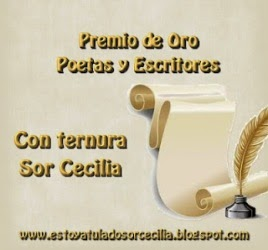 Sor Cecilia, gracias.