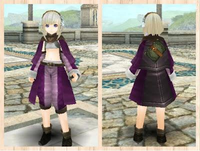 メイジローブ 紫1+桃2
