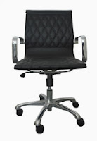 Annie Series Contemporary Swivel Chair by Woodstock