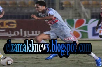 علاء علي لاعب وسط سموحة